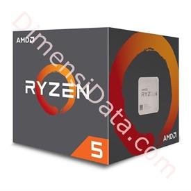 Jual Processor AMD Ryzen 5 2600 With Wraith Stealth Cooler [YD2600BBAFBOX]